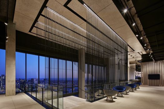 Corrs Chambers Westgarth u2013 Melbourne & Architectural and Commercial Lighting - IBL Lighting azcodes.com