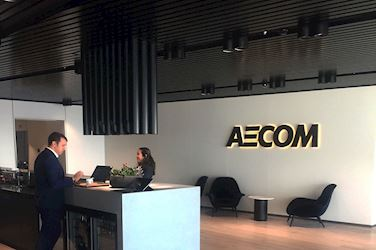 AECOM Offices - Aldgate Tower